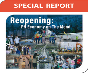 Reopening: PH Economy on The Mend