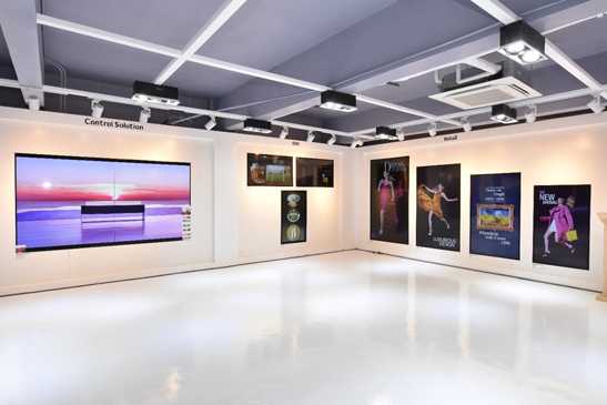 LG launches 1st info display showroom in Philippines