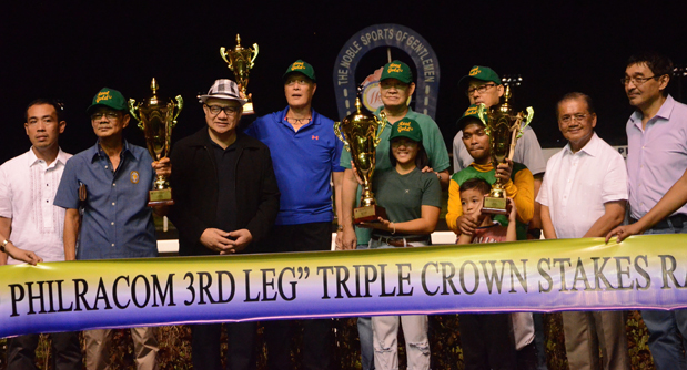 Real Gold wins Triple Crown 3rd leg