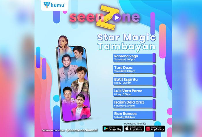 Get in the 'SeenZone' with Star Magic talents