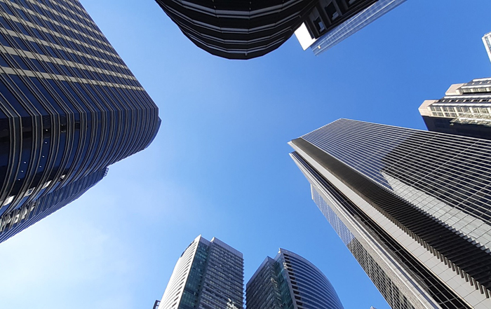 The role of smart building technology in the new normal