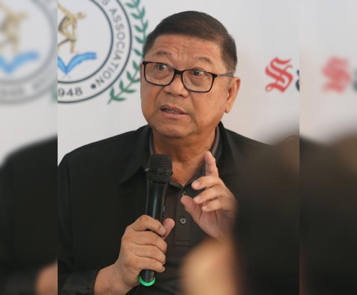 Ramirez asks NSAs, athletes to keep guard against COVID-19