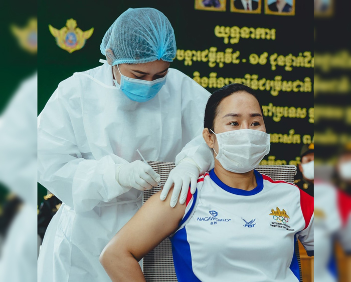 Vax for athletes: PH lags behind in Southeast Asia