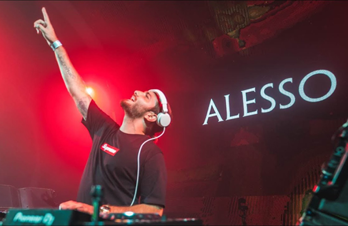 EDM superstar Alesso teams up with K-Pop's Stray Kids, other Asian acts