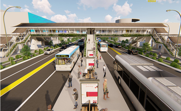 What to expect at the soon-to-rise Edsa busway concourses