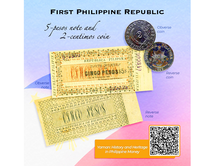 BSP features numismatic collection for 123rd Independence Day rites