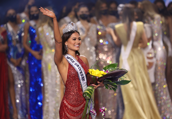 Miss Mexico wins as 69th Miss Universe