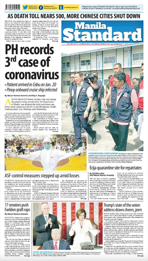 Thursday Print Edition (02/06/2020)