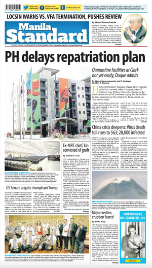 Friday Print Edition (02/07/2020)