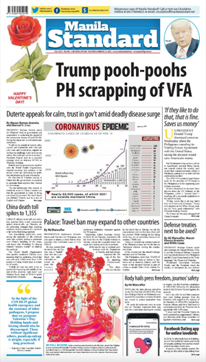 Friday Print Edition (02/14/2020)