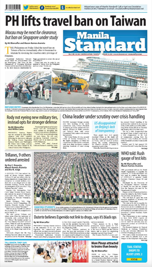 Saturday Print Edition 02/15/2020