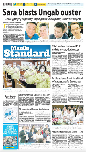 Wednesday Print Edition (03/04/2020)