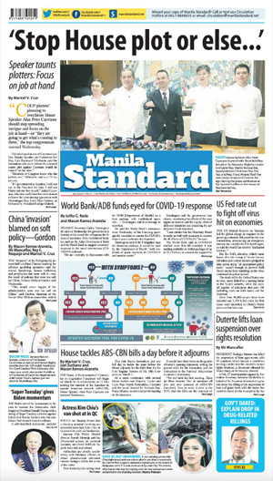 Thursday Print Edition (03/05/2020)