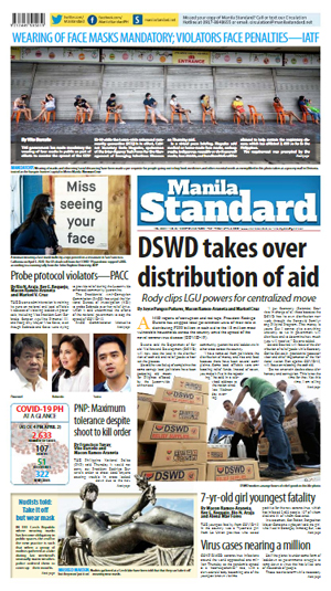 Friday Print Edition (04/03/2020)