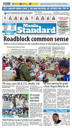 Thursday Print Edition (04/30/2020)