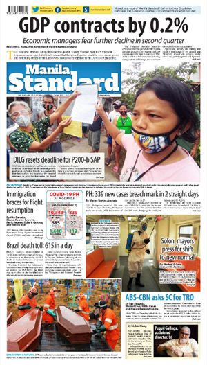Friday Print Edition (05/08/2020)