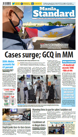 Friday Print Edition (05/29/2020)