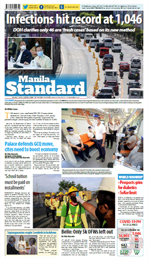 Saturday Print Edition (05/30/2020)