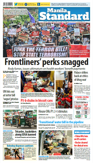 Friday Print Edition (06/05/2020)
