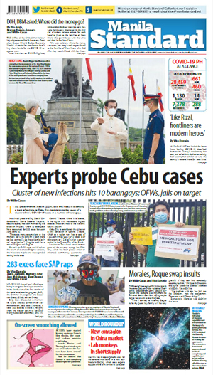 Saturday Print Edition (06/20/2020)