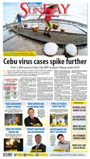 Sunday Print Edition (06/21/2020)