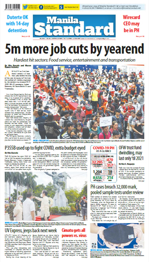 Thursday Print Edition (06/25/2020)