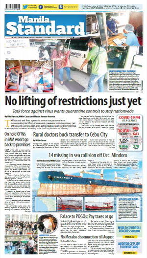Tuesday Print Edition (06/30/2020)