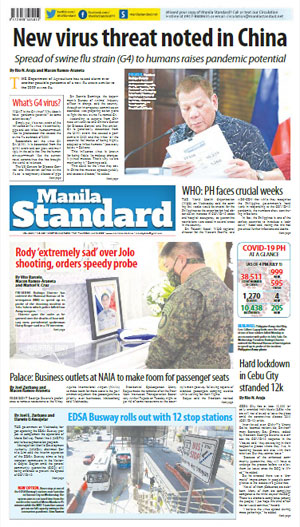 Thursday Print Edition (07/02/2020)