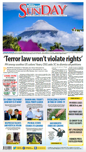 Sunday Print Edition (07/19/2020)