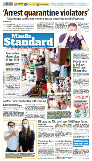 Wednesday Print Edition (07/22/2020)
