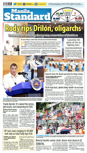 Tuesday Print Edition (07/28/2020)