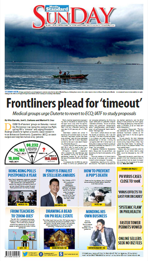 Sunday Print Edition (08/02/2020)