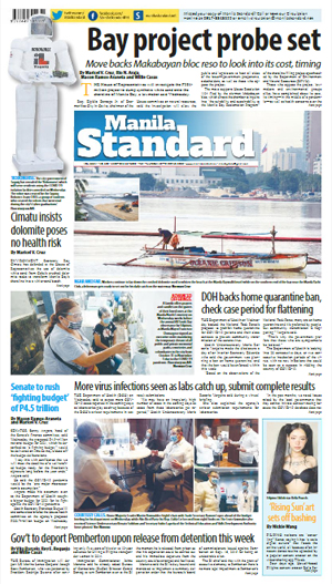 Thursday Print Edition (09/10/2020)