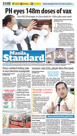 Tuesday Print Edition (01/12/2021)